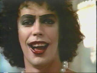 Just a sweet transvestite from transsexual transylvania